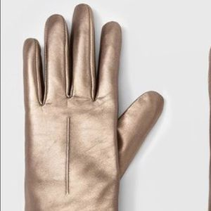 LAST ONE🌟NewDay Gold Sheepskin Touch screen Glove